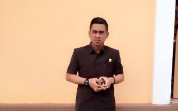 Parij Ismet Rijani, Ketua Komisi IV DPRD Kabupaten Kapuas.