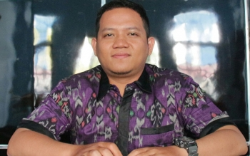Bayu Umbaran : Prakirawan BMKG Tjilik Riwut Palangka Raya