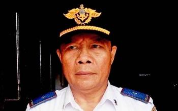 Kepala Dinas Perhubungan Kabupaten Kapuas I Made Sumartha.