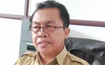 Kepala Dinas Transmigrasi, Tenaga Kerja, Koperasi dan Usaha Mikro Kecil Menengah (UMKM) Kabupaten Gunung Mas (Gumas), Letus Guntur