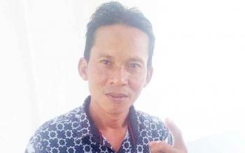 Anggota DPRD Kapuas, Faujiannor.