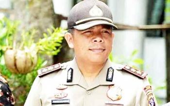 Kapolres Kapuas, AKBP Jukiman Situmorang.