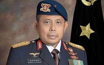 Kapolda Kalimantan Tengah Anang Revandoko