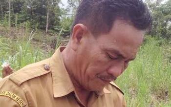 Kepala Dinas Perindustrian Perdagangan Koperasi Usaha Mikro Kecil dan Menengah Kabupaten Murung Raya Kariadi