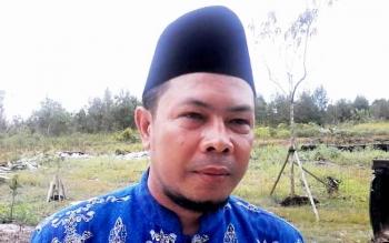 Tokoh masyarakat Kabupaten Katingan, Edi Supian.
