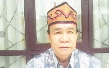 Kepala Badan Pengelolaan Pajak dan Retribusi Daerah Kabupaten Kapuas, Andreas Nuah.