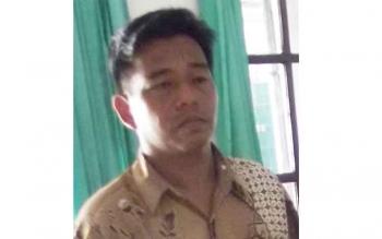 Ketua Komisi C DPRD Barito Utara, Tajeri