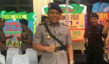 Kapolres Kapuas, AKBP Jukiman Situmorang