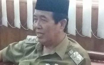 Wakil Bupati Kotim, M Taufiq Mukri.