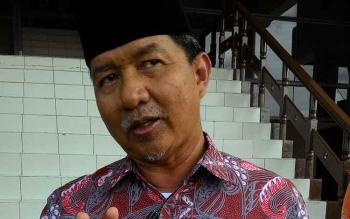 Walikota Palangka Raya Riban Satia