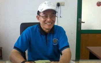 Kepala Dinas Lingkungan Hidup Katingan, Hap Baperdo.
