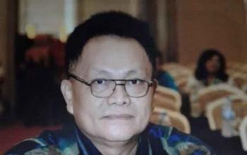 Kepala Dinas Perindustrian dan Perdagangan (Disperindag) Kabupaten Gunung Mas (Gumas) Yulianus H Umar