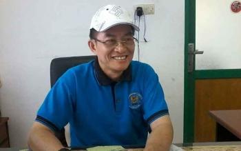 Kepala Dinas Lingkungan Hidup Katingan, Hap Baperdo