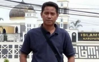 Camat Laung Tuhup, Supriadi Usup.