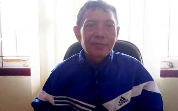 Kepala bidang Transmigrasi Dinas Tenaga Kerja dan Trasmograsi (Disnakertrans) Sukamara, Sutikno.