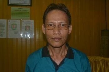 Kepala Dinas Pertanian Kabupaten Katingan, Hendri Nuhan\\r\\n