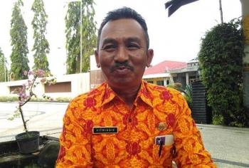 Kabid Perdagangan Disperindakop UMKM Pulpis, Fitriadie