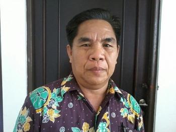 Kepala BPBD Katingan, Icing