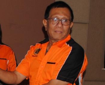 Sekretaris Jenderal PWI Pusat Hendry CH Bangun