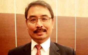 Deputi Kepala Perwakilan Bank Indonesia Kalimantan Tengah Bidang Sistem Pembayaran dan Manajemen Intern Harif Winanto