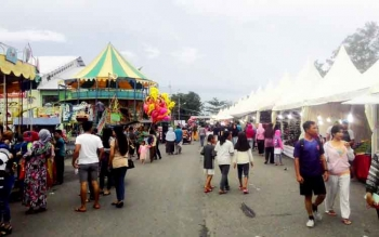 Kegiatan RAPI Expo Tahun 2017 dan Kemah Bersama RAPI se-Kalimantan dilaksanakan dalam rangka menyongsong Hari Jadi Kota Kuala Kapuas ke-211 dan HUT Pemkab Kapuas ke-66.