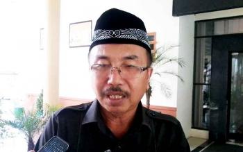 Ketua DPRD Katingan, Ignatius Mantir Ledie Nussa
