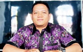 Prakirawan Badan Meteorologi Klimatologi dan Geofisika Tjilik Riwut, Kota Palangka Raya, Bayu Umbaran.
