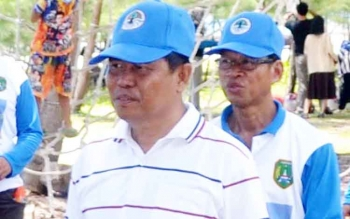 Ketua PMI Sukamara, Yan Suharyono.