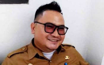 Kepala Sub Bagian Protokol dan Perjalanan Bagian Umum Sekretariat Daerah (Setda) Kabupaten Gunung Mas (Gumas) Kaperdo