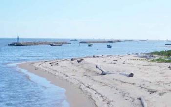 Ancaman Abrasi Pantai Berkurang Sejak Dibangun Pemecah Ombak