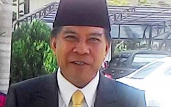 Ketua DPRD Kabupaten Kapuas, Algrin Gasan.
