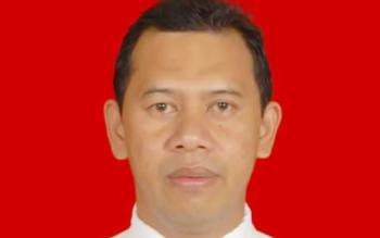 Ketua KPU Mura, Izharudin