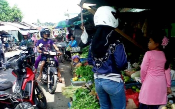 Pasar Kasongan, Kabupaten Katingan.
