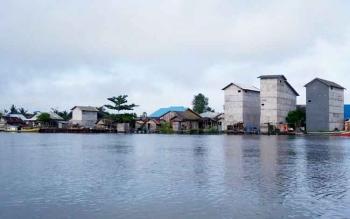 Desa Pualu Nibung, Kecamatan Jelai, Kabupaten Sukamara.