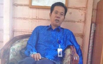 Direktur PDAM Murung Raya, Ukerius Hindu