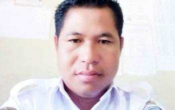 Kepala Seksi Pengendalian Lalu Lintas dan Perparkiran pada Dinas Pehubungan Kabupaten Gunung Mas Degor.