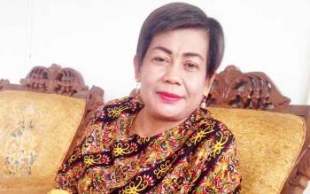 Plt Kepala Dinas Sosial Kabupaten Murung Raya Rusine