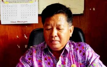 Kabag Pemerintahan Umum Setda Sukamara, Banjarnahor.