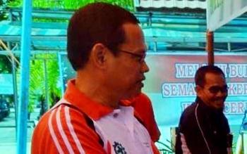 Sekretaris Daerah Barito Selatan Edi Kristianto