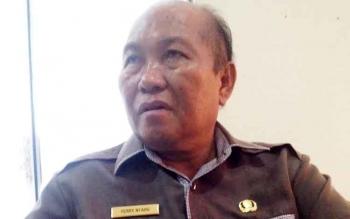 Kepala Badan Pendapatan Daerah Kabupaten Murung Raya Yerry Nyahu