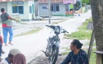 Suasa Desa Sungai Raja Kecamatan Jelai Kabupaten Sukamara.