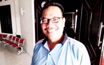 Wakil Ketua DPRD Lamandau, FX Perwirgato.