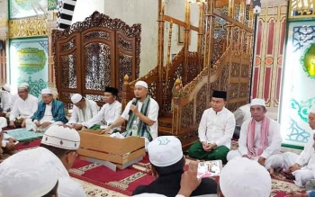 Ustaz Arifin Ilham Serukan Pentingnya Taubat