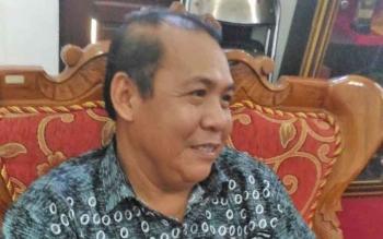 Wakil Ketua DPRD Gumas Punding S Merang.