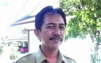 Kabid Pemdes dan Kelurahan DPMD Kapuas, Jhon Phita.
