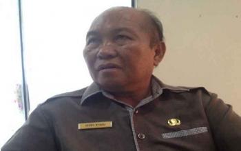 Kepala Badan Pendapatan Daerah Kabupaten Murung Raya, Yerry Nyahu