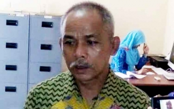 Ketua DPRD Lamandau, Tommy Hermal Ibrahim