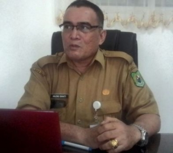 Kepala Dinas Pertanian Kabupaten Kapuas Anjono Bhakti