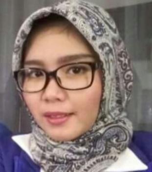 Anggota DPRD Kabupaten Kapuas Indah Ayu Lestari