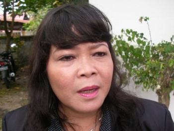 Neni A Lambung, Ketua Komisi B DPRD Kota Palangka Raya